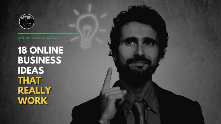 18 Online Business Ideas That Really Work Featured Image