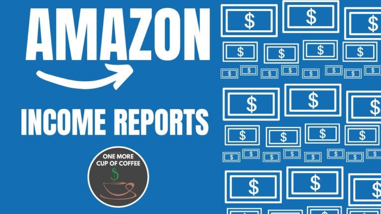 Amazon income Reports Featured Image