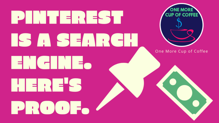 Pinterest is a Search Engine. Here's Proof. Featured Image