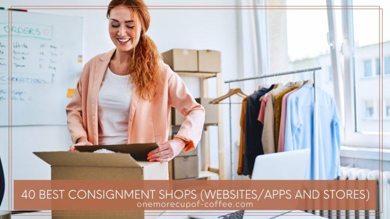 40 Best Consignment Shops (Websites_Apps and Stores) featured image