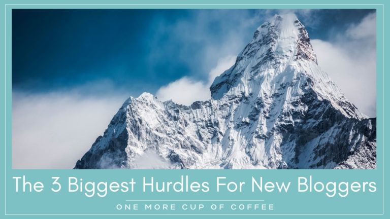 Biggest Hurdles For New Bloggers Featured Image