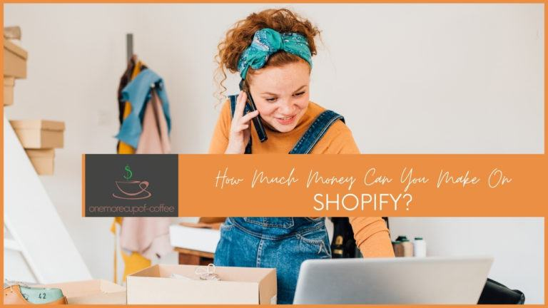 How Much Money Can You Make On Shopify featured image