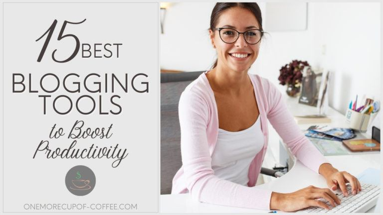 15 Best Blogging Tools To Boost Productivity featured image