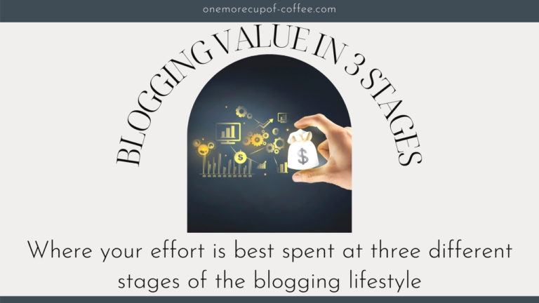 Blogging Value In 3 Stages Featured Image (1)