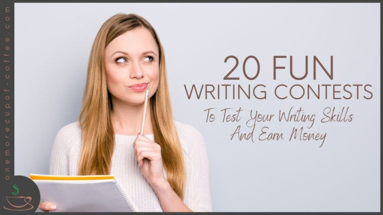 20 Fun Writing Contests To Test Your Writing Skills And Earn Money featured image