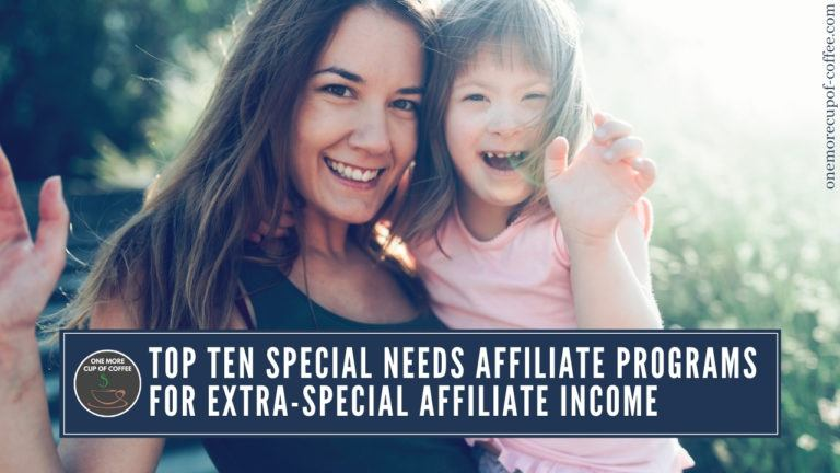 Top Ten Special Needs Affiliate Programs For Extra-Special Affiliate Income featured image
