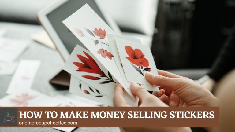How To Make Money Selling Stickers featured image