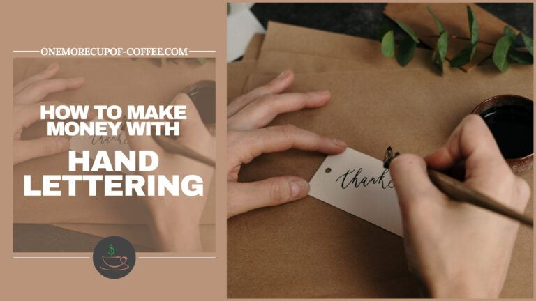 How To Make Money With Hand Lettering featured image