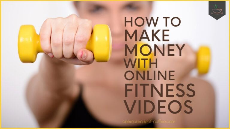 How To Make Money With Online Fitness Videos featured image