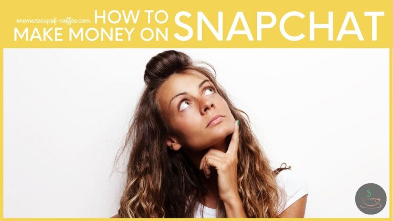 How To Make Money On Snapchat featured image